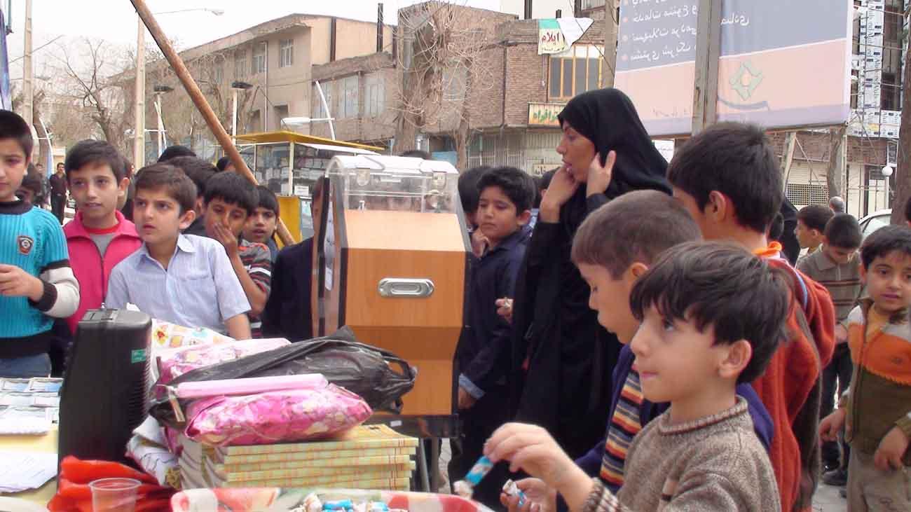 نجف آباد عنوان چهارمین شهرستان خیر استان را به خود اختصاص داد