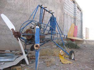 ساخت هواپیما  از ساخت هواپیما تا مرغداری+ تصاویر                                                     1 300x225