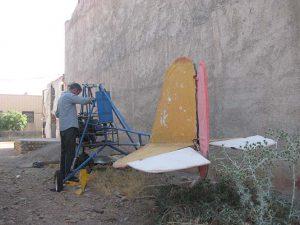 ساخت هواپیما  از ساخت هواپیما تا مرغداری+ تصاویر                                                     11 300x225
