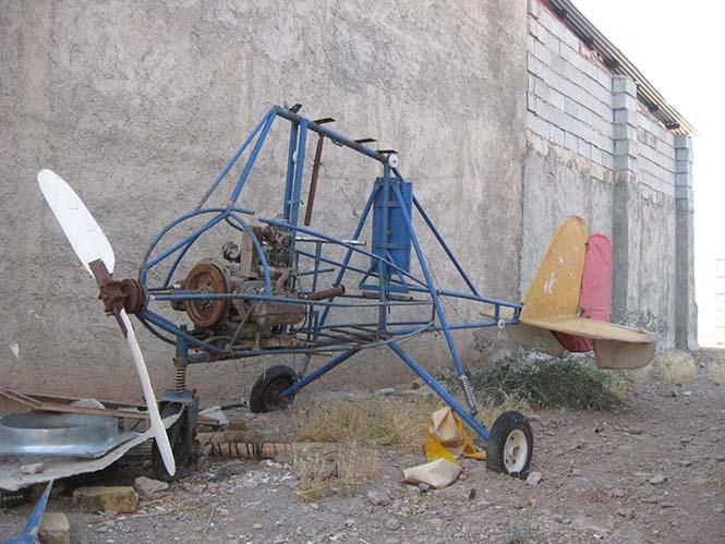 از ساخت هواپیما در نجف آباد تا پرورش مرغ+تصاویر