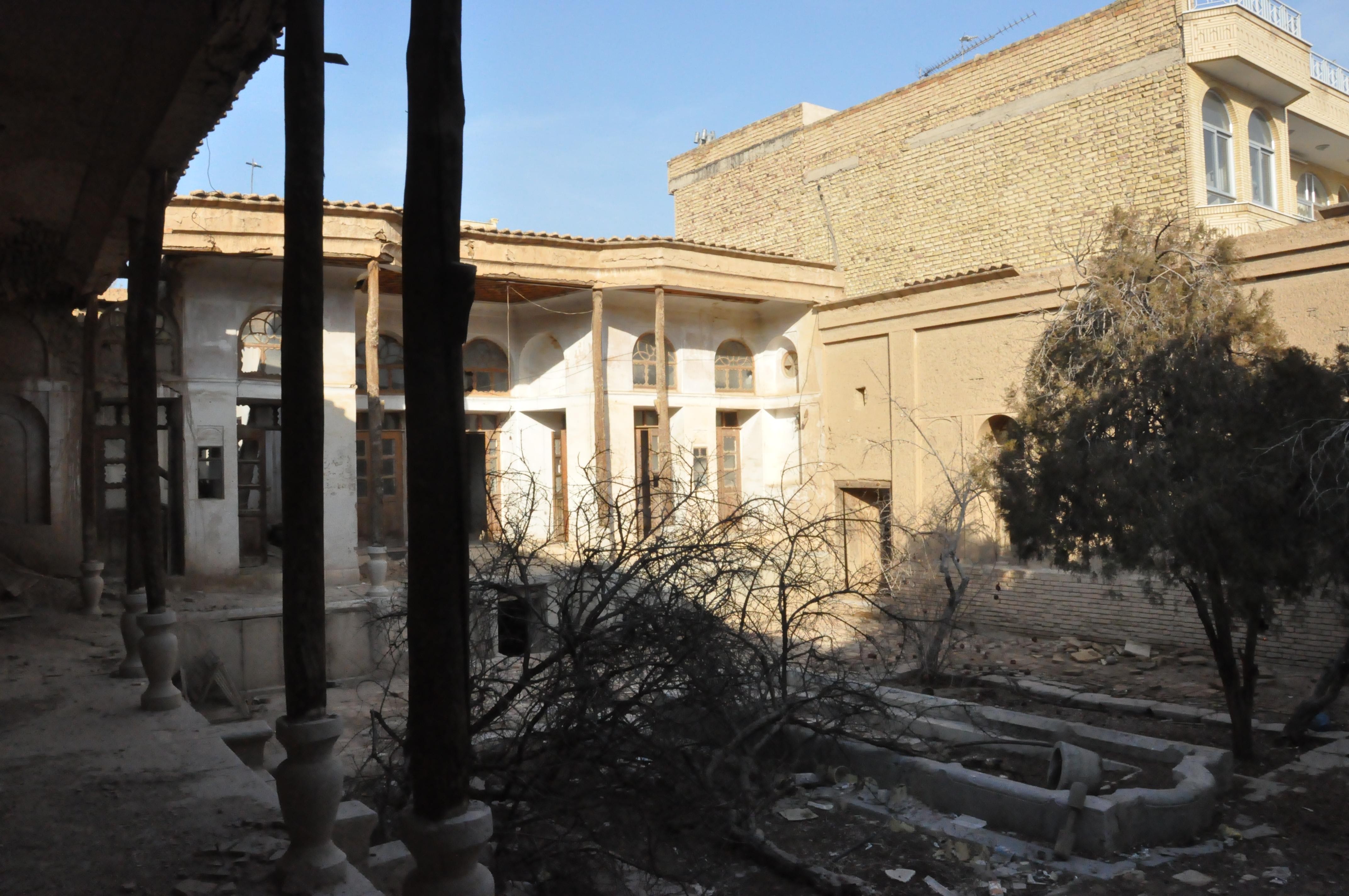 جاذبه های گردشگری مرکز نجف آباد آماده بازدید علاقه مندان می شوند