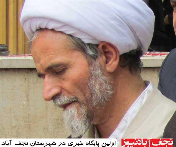 امام جمعه نجف آباد:  تفکر حسینی تمامی توطئه های دشمنان را به چالش کشیده است