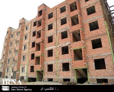 بهره برداری از ۱۲۶ واحد مسکونی خیر ساز در نجف آباد