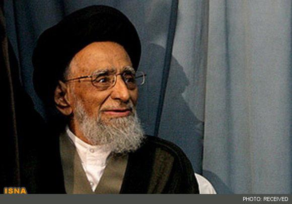 اعلام زمان تشییع جنازه آیت الله طاهری در اصفهان