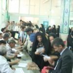 اولین تصاویر از انتخابات شوراها و ریاست جمهوری در نجف آباد2 102 150x150