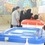 اولین تصاویر از انتخابات شوراها و ریاست جمهوری در نجف آباد2 121 150x150