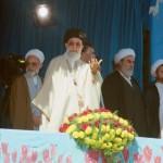 حضرت آیت الله خامنه ای  تصاویر دیدار با مردم نجف آباد 1380 n001 4 150x150
