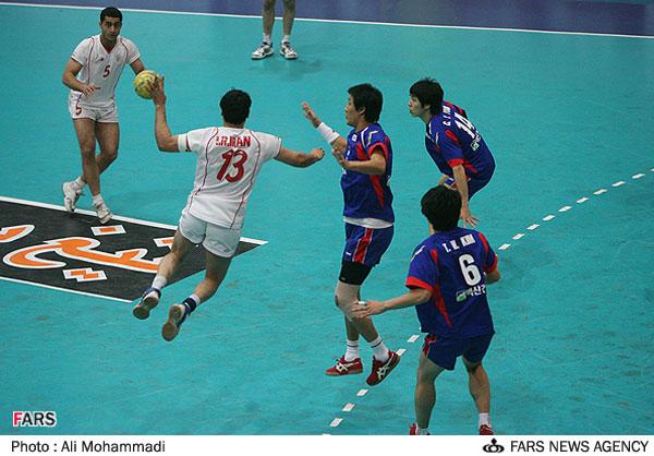 نایب قهرمانی تیم دانشگاه آزاد اسلامی نجف آباد در مسابقات جهانی هندبال