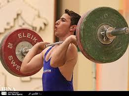 وزنه بردار نوجوان نجف آبادی یک  مدال طلا و دو نقره کسب کرد