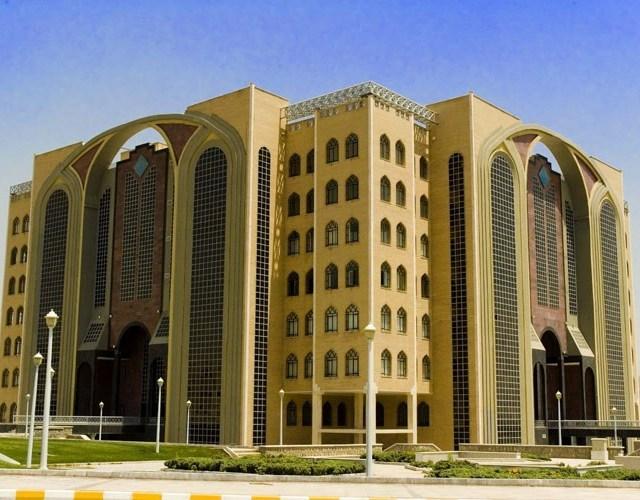 بازدید رییس دانشکده زبانهای خارجی دانشگاه الجزایر از دانشگاه نجف آباد