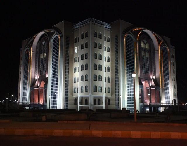 مرکز رشد علوم پزشکی دانشگاه آزاد نجف آباد
