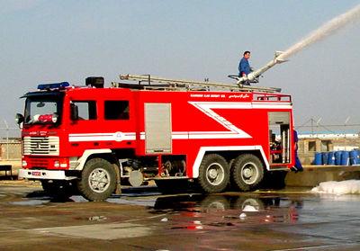 بودجه دو میلیارد و دویست میلیون تومانی آتش نشانی نجف آباد