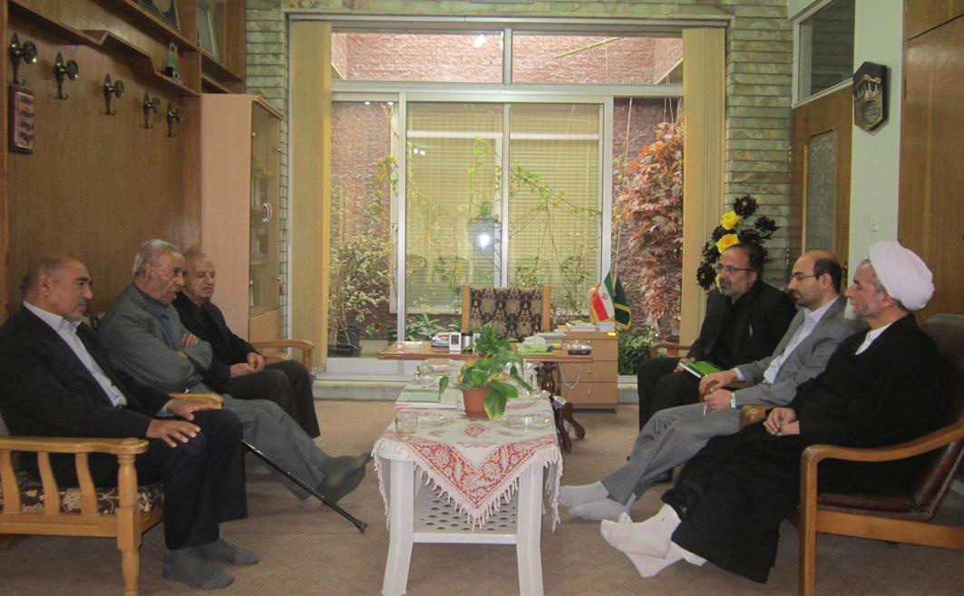 برگزاری اولین جلسه مسئولان برای احیاء خانه ریاضیات نجف آباد