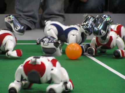 پایان چهارمین رقابت دانش آموزی رباتیک استان در نجف آباد