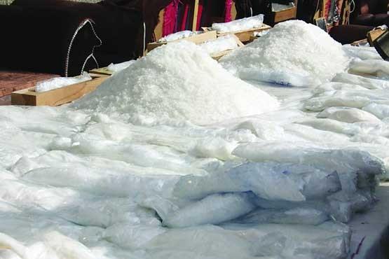 کشف بیش از دو کیلوگرم  شیشه در نجف آباد