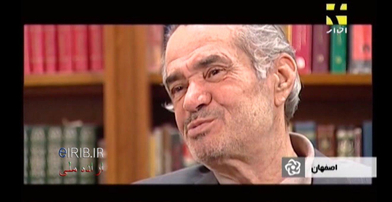 گزارش ویدئویی استاد سید علی اکبر پرورش