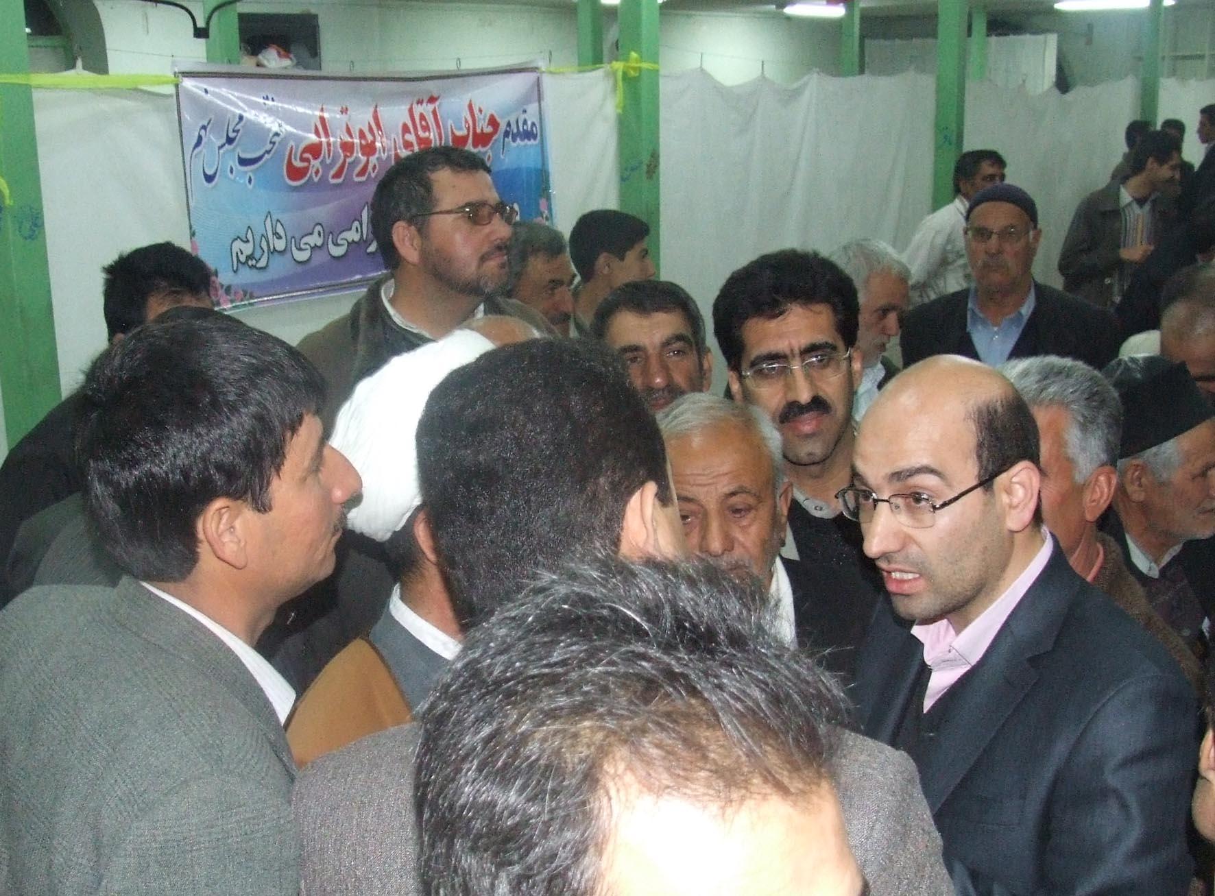 ابوترابی خبر داد  ساخت بیمارستان پیوند مغز استخوان زیتون نجف آباد ۱۵ میلیارد تومان هزینه خواهد داشت