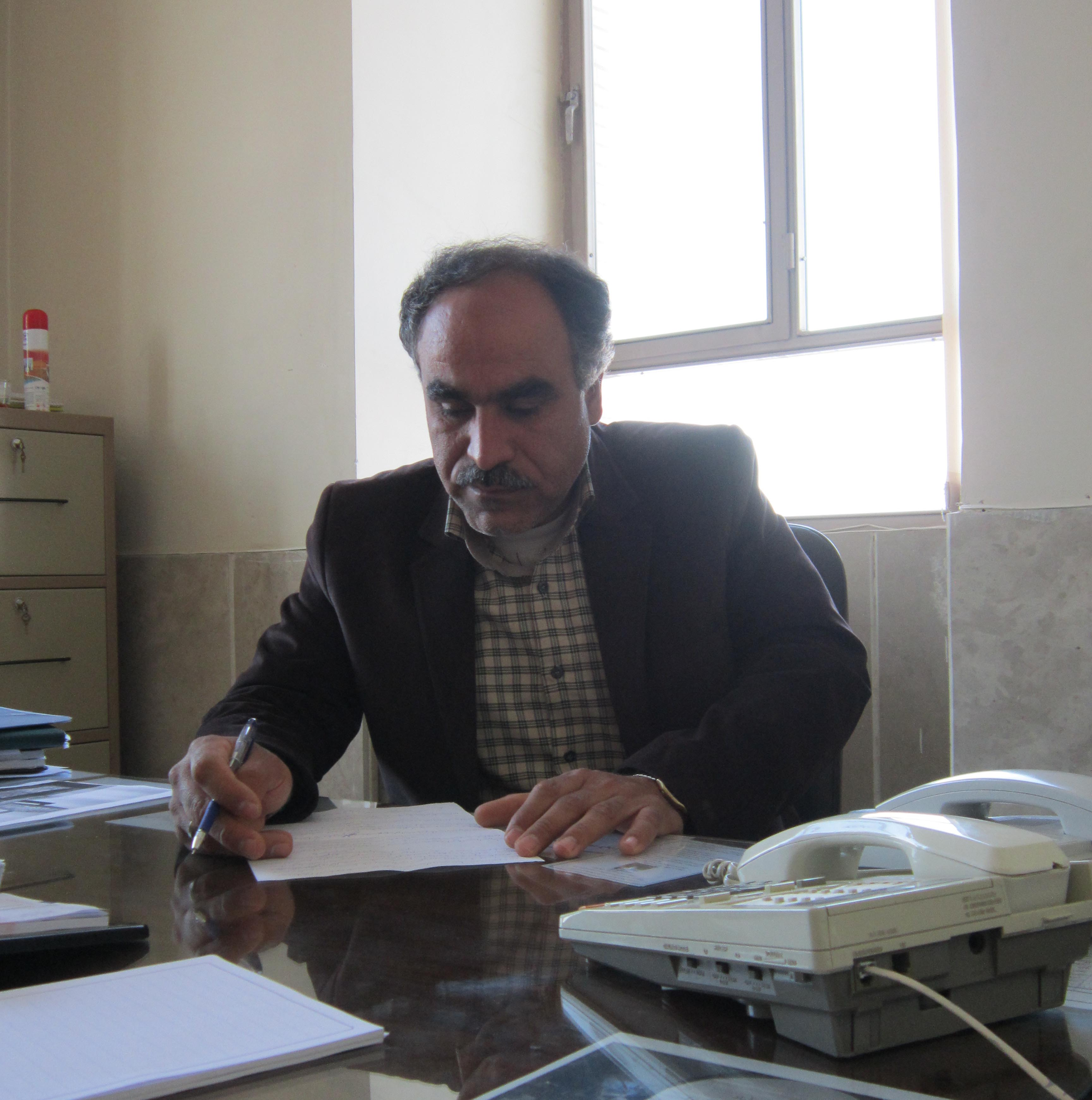 واحد امانی؛ قلبی که گمنام برای شهرداری  نجف آباد می تپد