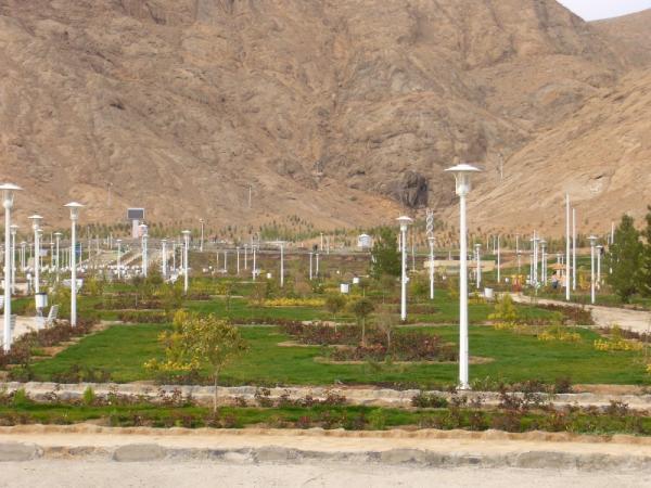 پارک کوهستان نجف آباد دو قلو خواهد شد