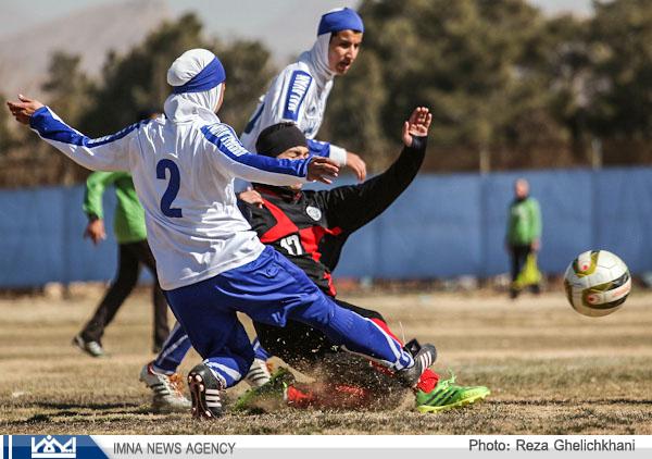 زنان فوتبالیست نجف آباد سومی کشور را تکرار کردند زنان فوتبالیست نجف آباد سومی کشور را تکرار کردند زنان فوتبالیست نجف آباد سومی کشور را تکرار کردند                           5