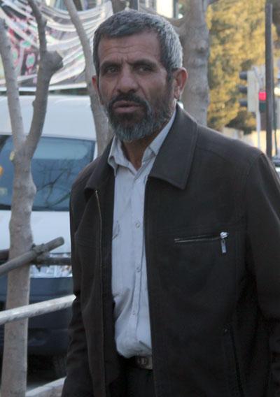 نجات یکی از جانبازان قبل از انقلاب نجف آباد