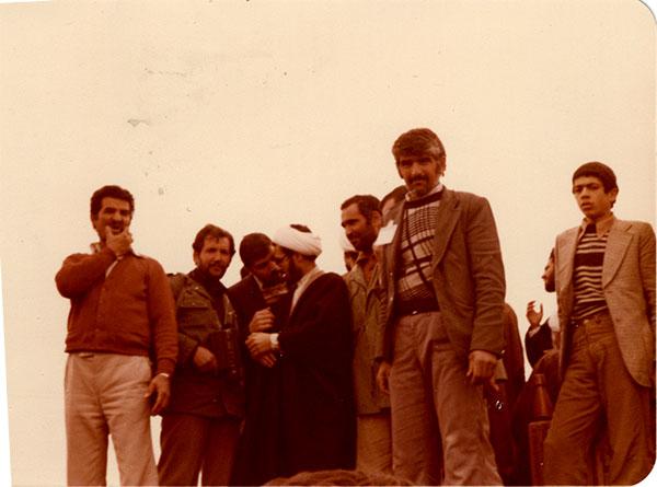 مرور حوادث آذر ۵۷ در نجف آباد