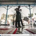 تصاویر شستن صنعتی قالی در نجف آباد                   20 150x150