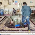 تصاویر شستن صنعتی قالی در نجف آباد                   21 150x150