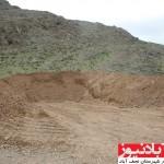 برخورد نظامی چشمه ارمیدک نجف آباد را زخمی کرد+ عکس 011 150x150