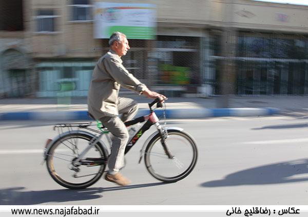 گزارش تصویری همایش همگانی دوچرخه سواری