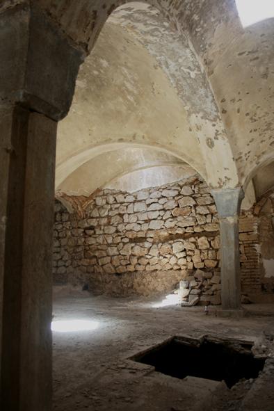 آخرین وضعیت حمام تاریخی اخوت + گزارش تصویری