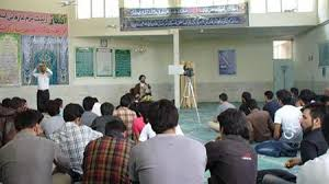 گزارش ایسنا از مرکز تربیت معلم شهید آیت نجف آباد