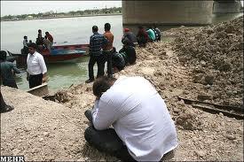 غرق شدن زن نجف آبادی در زاینده رود غرق شدن غرق شدن زن نجف آبادی در زاینده رود              1