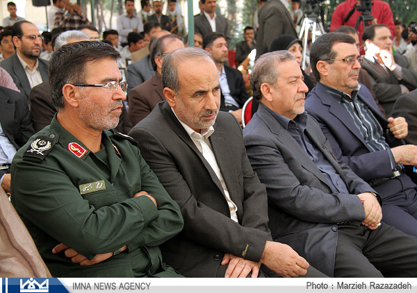 دعوت سردار امینی برای مشارکت در انتخابات