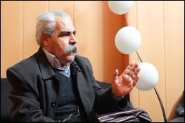 بزرگداشت استاد احمد بیگدلی در تالار فرشچیان اصفهان  بزرگداشت استاد احمد بیگدلی در تالار فرشچیان اصفهان