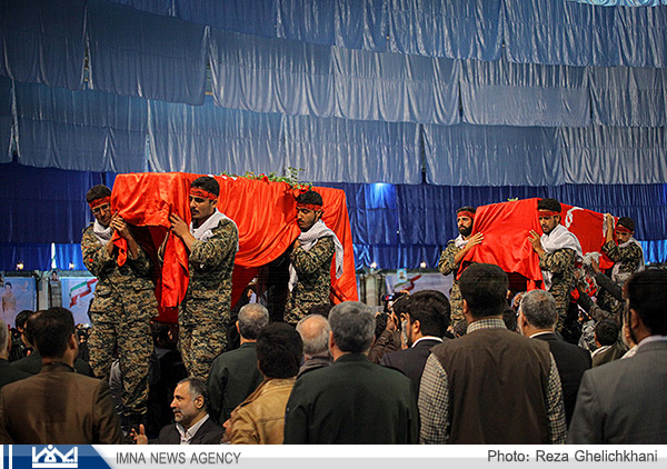به بهانه اجلاسیه یاد و خاطره چند تن از سرداران شهید روحانی نجف آباد