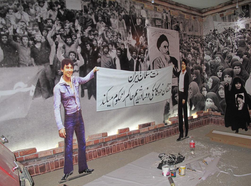 معرفی غرفه های ۳۰ گانه نمایشگاه اجلاسیه ملی شهدا در نجف آباد