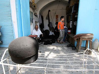 ثبت کلاه نمدی نجف آباد در فهرست میراث معنوی کشور