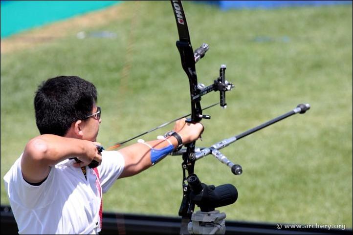 پایان رقابت های تیراندازی قهرمانی کشور در نجف آباد