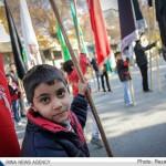 گزارش تصویری از عزاداری اربعین نجف آباد گزارش تصویری از عزاداری اربعین نجف آباد                             14 150x150