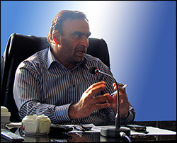 حسین مجیدی فاضلاب نجف آباد متوقف شده فاضلاب نجف آباد متوقف شده