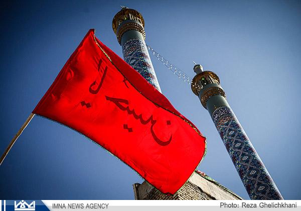 نوای محرم ۹۳ در نجف آباد