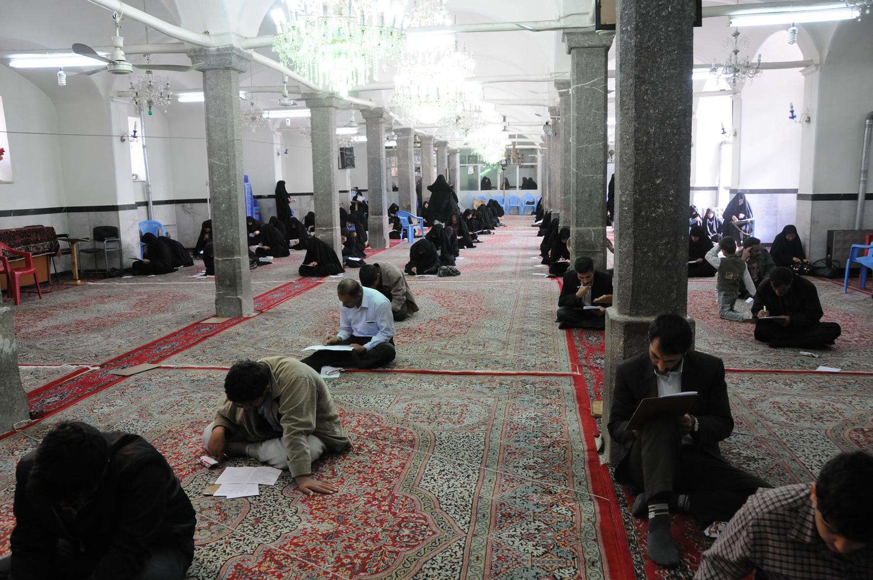 تربیت ۱۵۰ مربی در دارالقرآن نجف آباد
