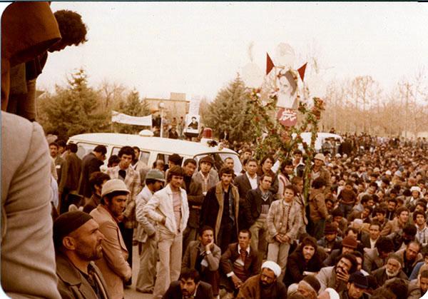 نجف آباد در پیروزی انقلاب