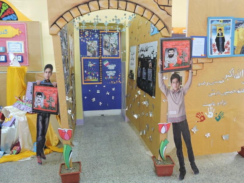 دانش آموزان نجف آباد در فجر ۳۶  دانش آموزان نجف آباد در فجر ۳۶ 6
