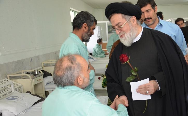 فاز ۲ بیمارستان تخصصی شهید رجایی نجفآباد افتتاح شد