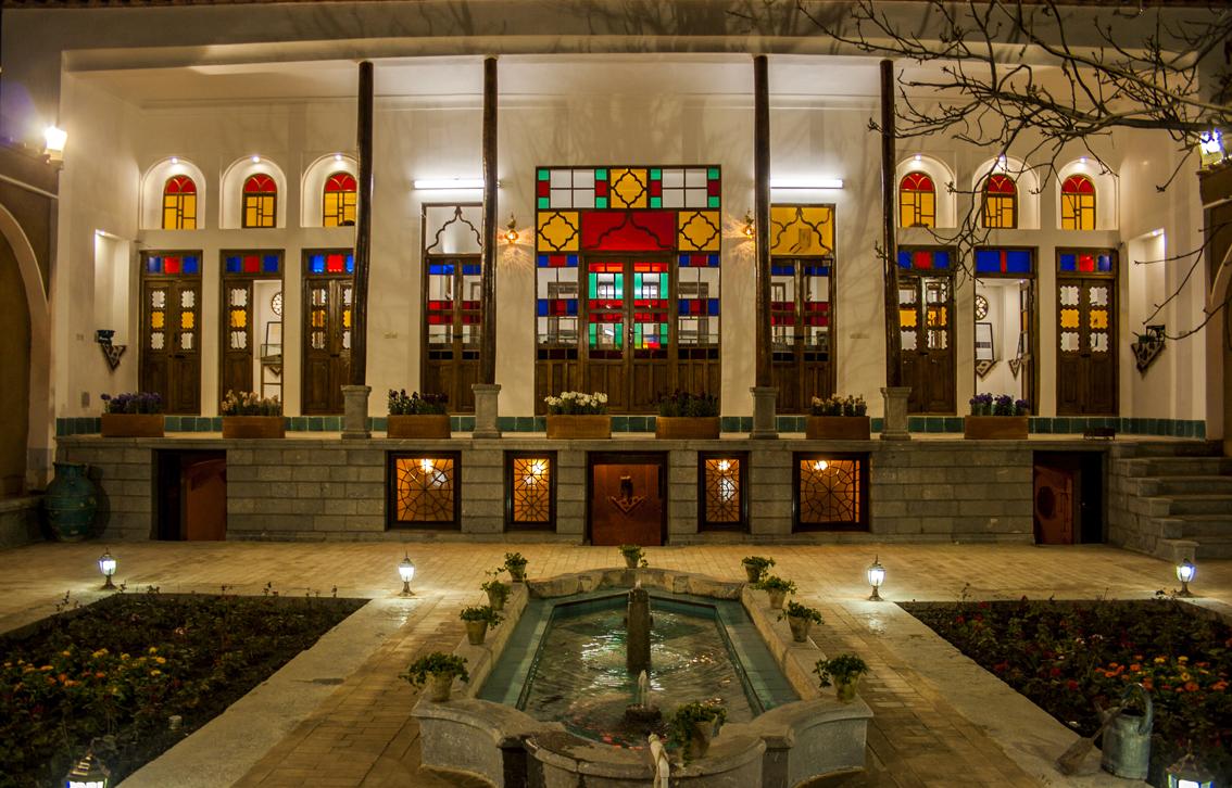 خانه تارخی مهر پرور؛اولین موزه مردم شناسی نجف آباد