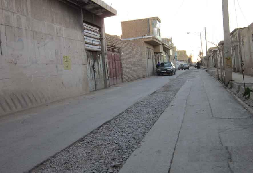 عملیاتی شدن ۱۸۰ کیلومتر از شبکه جمع آوری فاضلاب نجف آباد