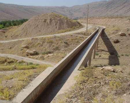 اجرای دو طرح بهسازی انتقال آب کشاورزی نجف آباد با هزینه ۲۸۰ میلیون تومانی