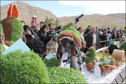 گزارش تصویری از جشن سبزه ها(پارک کوهستان)